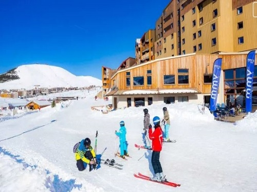 hotel club les bergers 1002