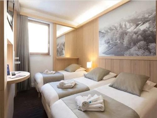 Slide4 - Hotel Club Les Bergers 1002