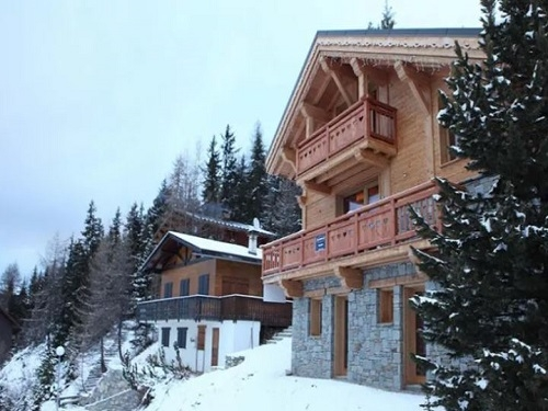 chalet klosters 1022