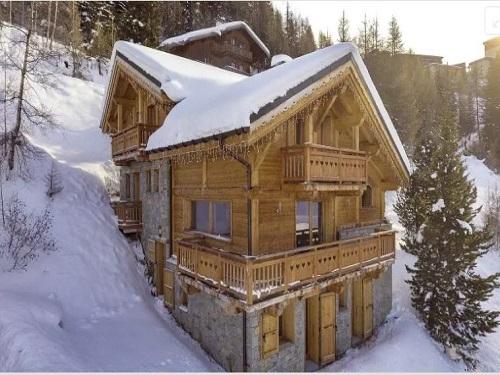 Chalet St Moritz 1032 - Slide 1