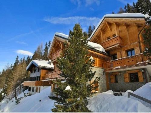 Chalet St Moritz 1032 - Slide 3