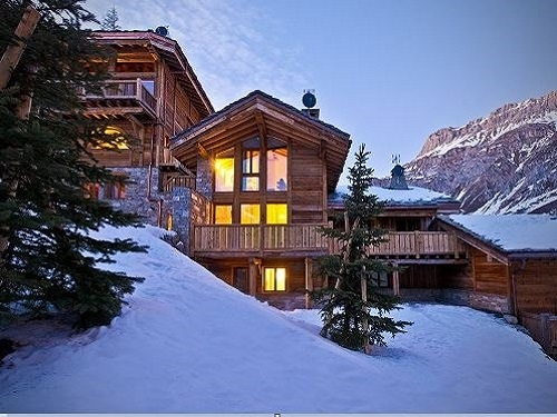 Luxury Chalets Val Disere 1089 - Slide 2