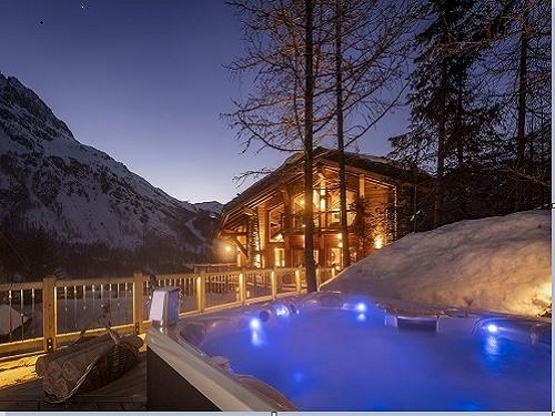 Luxury Chalets Val Disere 1089 - Slide 3