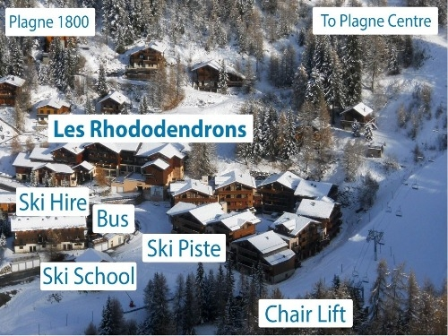 Slide2 - Hotel Rhododendrons