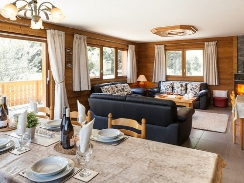 chalet chamille