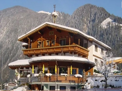 chalet stoanerhof with flights