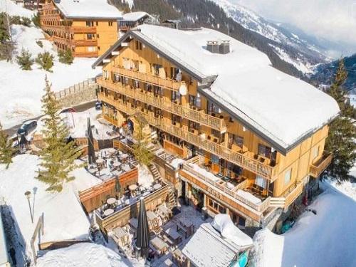 hotel motteret 841