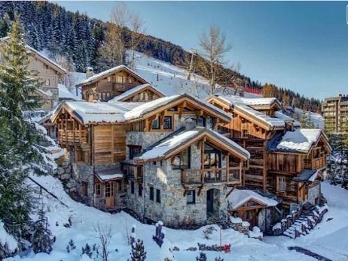 Ski to the door chalets 861 - Slide 2