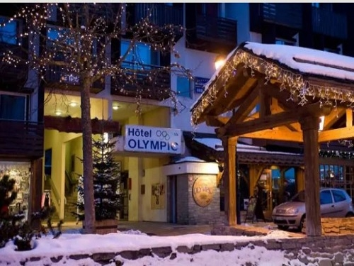 hotel courchevel olympic 870