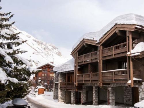 chalet sylvie with flights