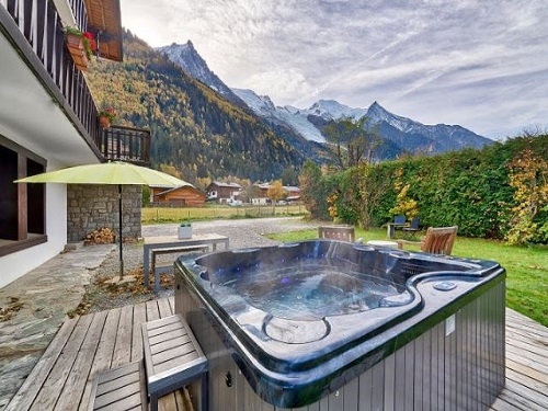 chalets argentiere 974